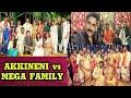 Difference B/W Akkineni vs Mega Family Wedding Celebrations | Chaitanya & Samanta |Charan & Upasana