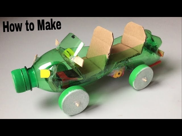 How To Make A Car Out Of Plastic Bottle Allmusicsite Com