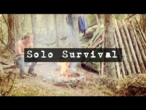 survival - SurvivorDude has his very first solo survival camp. This is a longer movie due to the amount of information given but please enjoy the video as much as I enj...