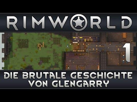RimWorld - Die brutale Geschichte von Glengarry (german) (видео)