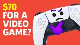 PS5 & Xbox Series X Games May Cost $70 | Save State by GameSpot