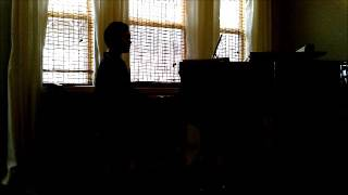Winter Piano Recital - Jenny