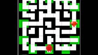 Shifting labyrinth YouTube video