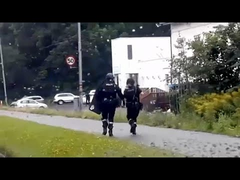 Norwegen: Polizei stuft Angriff auf Moschee nahe Oslo als Terror ein