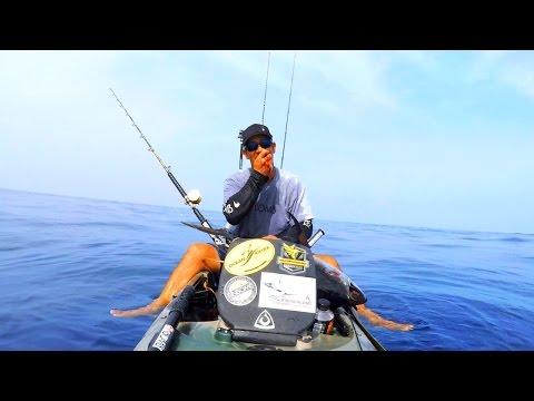 A Hawaiian Kayak Fisherman's Fish Heart Tradition
