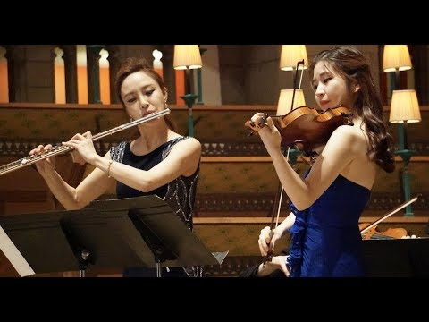 [NYCP] Vivaldi - Concerto For Flute And Violin In D Major, RV 512 (Jasmine Choi  & Su Hyun Park)