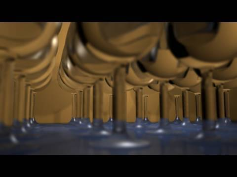 Video 2 de Cinema 4D: Crear copas de cristal