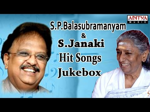 S.P.Balasubramanyam & S Janaki Hit Songs || 100 Years of Indian Cinema || Special Jukebox