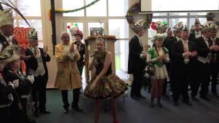 Op zondag 27 februari vond in het gemeentehuis van Valkenburg de Sleuteloverdracht plaats. Fiorenza trad op voor Prins Maurice met haar winnend TVK nummer!