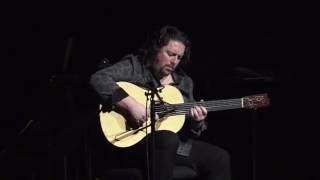"""Jose Luis de la Paz en concierto: """"Tarde de Lluvia"""" (farruca)"""