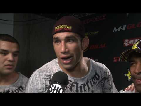 Fabricio Werdum  PostFight Interview