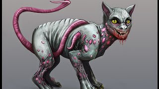 Algunos de los personajes más aterradores de HDA Video