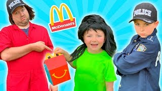 Video McDonalds Who ate my lunch Part 6- pretend play drive thru video MP3, 3GP, MP4, WEBM, AVI, FLV Juni 2019
