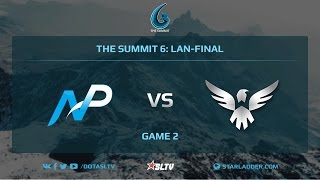 Team NP vs Wings Gaming, Game 2, The Summit 6, LAN-Final