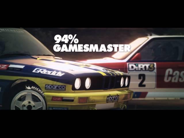 Dirt 3 - Game Trailer