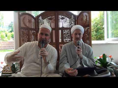 Zwischen Seele (Ruh) & Triebseele (Nafs) in der Moderne | Between Ruh and Nafs |Shaykh Yahya Rhodus
