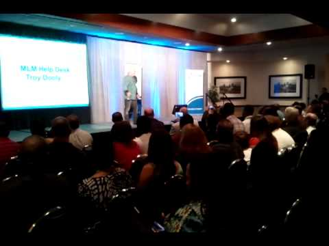 Vitel Atlanta Troy Dooly Speaking On The Success & Fear Factor