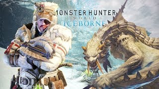 Monster Hunter World Iceborne Gameplay Walkthrough Part 2 - New Subspecies Invade