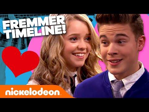 Summer + Freddy's Relationship Timeline ❤️ Fremmer | School of Rock