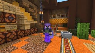 Minecraft - HermitCraft S7#30: Amber Mines