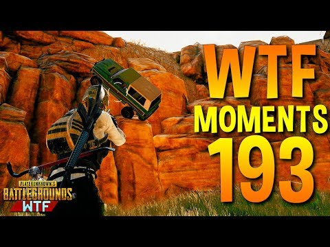 PUBG Funny WTF Moments Highlights Ep 193 (playerunknown's battlegrounds Plays) (видео)