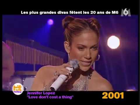 Jennifer Lopez - Love Dont Cost A Thing (Hit Machine Live 2001)