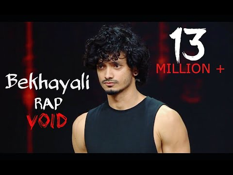 Bekhayali Rap - Void | Mtv Hustle | Official Audio | Kabir Singh
