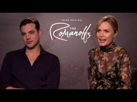 The Romanoffs Red Carpet Premiere Cast & Crew Soundbites || #SocialNews.XYZ