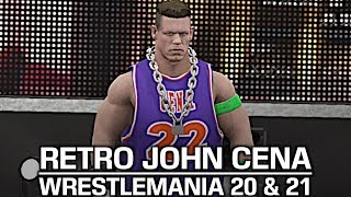 I showcase a Retro John Cena mod from WrestleMania 20 and 21 by FinaleStar!Show some love by leaving a like, sharing and subscribing for more awesome videos like these!OUTRO MUSIC: Undertaker's Rollin Theme Cover by JAYDEGARROWJAYDEGARROW's YouTube: https://www.youtube.com/channel/UCit4zHRRYaU5Og8ZHqvA7jQFOLLOW ME HERE:Facebook: https://www.facebook.com/julian.rosado.14Twitter: https://twitter.com/Jules1451Instagram: https://www.instagram.com/jules1451/Snapchat: @Jules1451Want to see more WWE 2K16 & WWE 2K17 Content? Visit this link for more! http://www.thesmackdownhotel.com