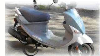 6. 2008 Genuine Scooter Co. Buddy International Italia 150 Details and Info