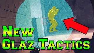 Highlights of some ranked games in Tom Clancy's Rainbow Six Siege Velvet Shell including footage of new Glaz thermal scope tactics. I absolutely am all about Glaz now, I think I will main him ;D Tomorrow I'll be doing some smoke grenade Glaz tactics with 6 smokes. Its gonna be epic ;D Thank you so much for the support as usual guys, I am really excited for the new content and I am feeling much better so the youtube grind is on! Love you all ;)(ALL RANKED) https://twitter.com/17Serenity17 http://www.twitch.tv/Serenity17525 465 Subs