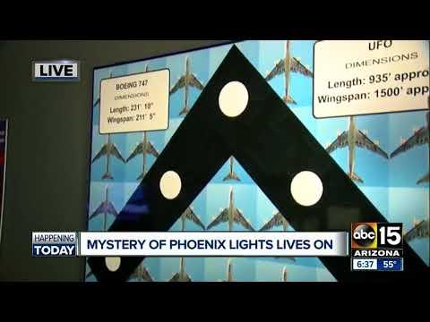 21st anniversary of Phoenix lights!