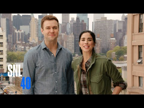 Saturday Night Live 40.02 (Promo 'Sarah Silverman')