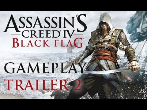 Video thumbnail Assassin's Creed IV: Black Flag - Under The Black Flag Trailer
