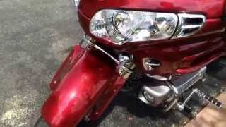 10. 2001 Honda Goldwing 1800 for sale