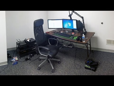 setup - My setup seems to change a lot..... ○ Draw My Life: http://youtu.be/i9beHxKU9GE ○ 5KD Challenge Sniping: http://youtu.be/OFNYv2fyU0A Computer Custom PC (i7/G...