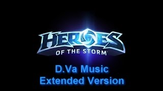 D.Va Music Extended Version (Dva Music) - Heroes of the Storm Music