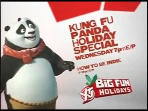 YTV (2010) - Kung Fu Panda Holiday Special Promo