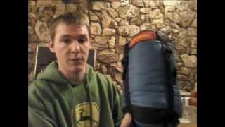 Review - Suisse Sport Adventurer Mummy Ultra-Compactable Sleeping Bag