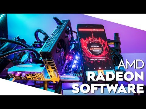 [REVIEW] AMD Radeon Software Adrenalin Edition - TopAchat