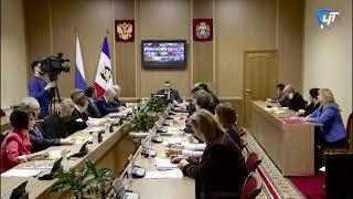 В Правительстве региона состоялось заседание оргкомитета областного благотворительного марафона «Рождественский подарок»