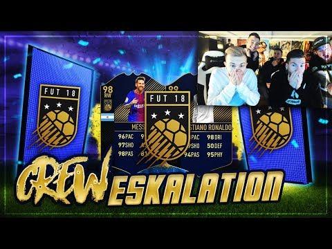 FIFA 18: Full TOTY PACK OPENING Eskalation mit der CREW 🔥🔥