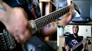 Download Lagu Damageplan - Breathing New Life guitar cover - by ( Kenny Giron ) kG Mp3