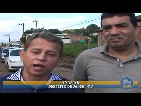 OBRAS DA PREFEITURA DE JAPERI