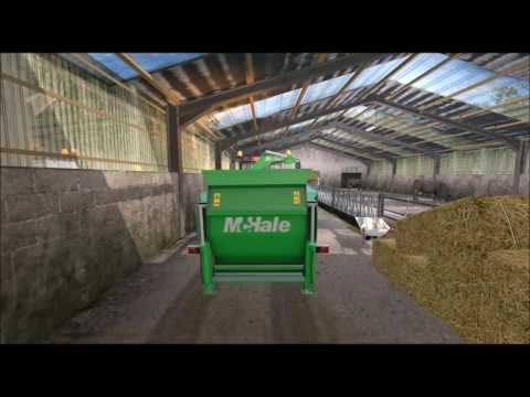 Pack Straw Blower McHale c360, C460 v1.0