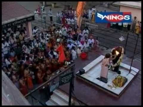 Video Shree Shani's History in Shinganapur -Aarti - Mandir Darshan download in MP3, 3GP, MP4, WEBM, AVI, FLV January 2017