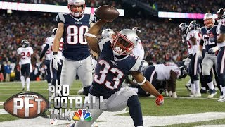 Patriots' Bill Belichick rips Dion Lewis at practice | Pro Football Talk | NBC Sports