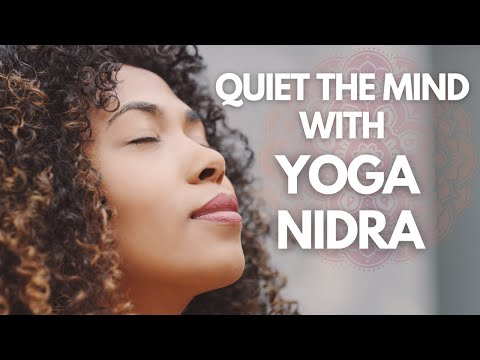 Yoga Nidra: a guided meditation experience