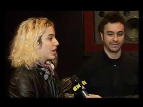 Airbag video Vorágine (Presentación) - Entrevista 2011