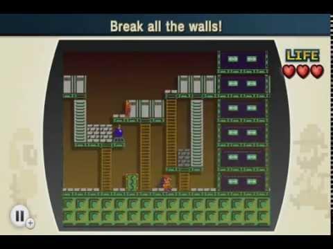 Lode Runner Wii U